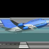 Airplane Departure ios/apple emoji