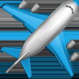 Airplane ios/apple emoji