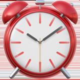 Alarm Clock ios/apple emoji