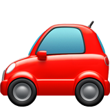 Automobile ios emoji
