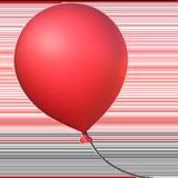 Balloon ios/apple emoji