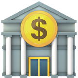 Bank ios/apple emoji