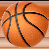 Basketball And Hoop ios emoji