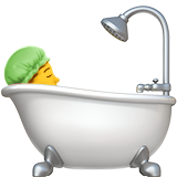 Bath ios/apple emoji