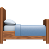 Bed ios emoji