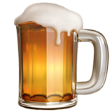 Beer Mug ios/apple emoji