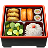 Bento Box ios emoji