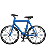 Bicycle ios emoji