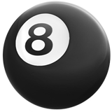 Billiards ios emoji