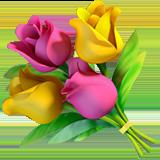 Bouquet ios emoji