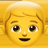 Boy ios/apple emoji