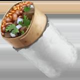 Burrito ios/apple emoji