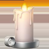 Candle ios/apple emoji