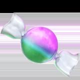 Candy ios/apple emoji