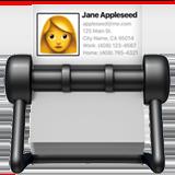 Card Index ios/apple emoji