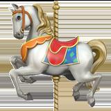 Carousel Horse ios/apple emoji