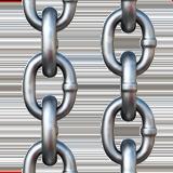 Chains ios emoji