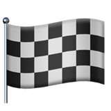 Chequered Flag ios/apple emoji