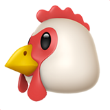 Chicken ios emoji