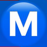 Circled Latin Capital Letter M ios emoji