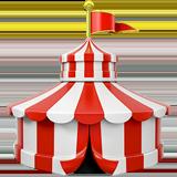 Circus Tent ios/apple emoji