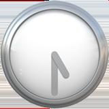 Clock Face Five-thirty ios emoji