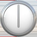 Clock Face Six Oclock ios/apple emoji
