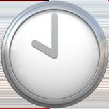 Clock Face Ten Oclock ios emoji