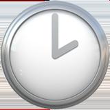 Clock Face Two Oclock ios emoji
