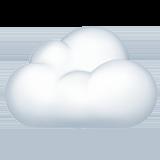 Cloud ios/apple emoji