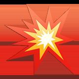 Collision Symbol ios emoji