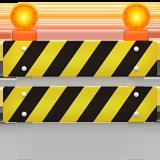 Construction Sign ios emoji