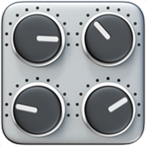 Control Knobs ios emoji