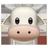 Cow Face ios/apple emoji
