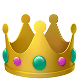 Crown ios emoji