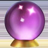 Crystal Ball ios emoji