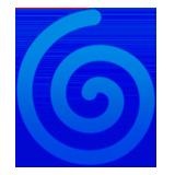 Cyclone ios/apple emoji