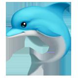 Dolphin ios/apple emoji
