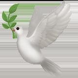 Dove Of Peace ios emoji