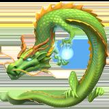 Dragon ios emoji