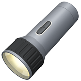 Electric Torch ios emoji