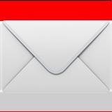 Envelope ios/apple emoji