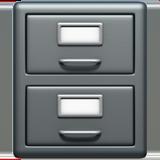 File Cabinet ios/apple emoji