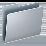 File Folder ios emoji