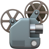Film Projector ios/apple emoji