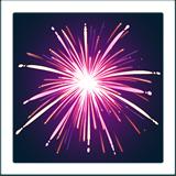 Fireworks ios/apple emoji