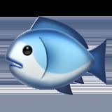 Fish ios/apple emoji