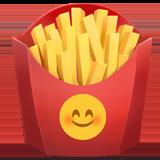French Fries ios/apple emoji
