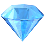 Gem Stone ios/apple emoji