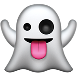 Ghost ios emoji